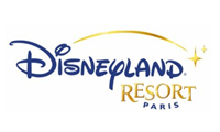 Disneyland Resort Paris Wordmark Logo