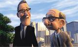 《超人总动员》中的 Frank 和 Ollie